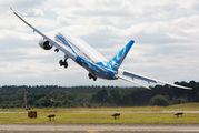 N789EX - Boeing Company Boeing 787-9 Dreamliner aircraft