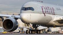A7-ALA - Qatar Airways Airbus A350-900 aircraft