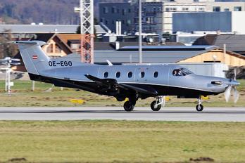 OE-EGO - Private Pilatus PC-12