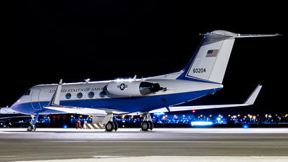 86-0204 - USA - Air Force Gulfstream Aerospace C-20A