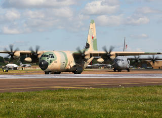 506 - Oman - Air Force Lockheed C-130J Hercules