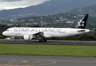 N686TA - Avianca Airbus A320