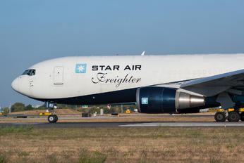 OY-SRI - Star Air Freight Boeing 767-200F