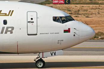 A4O-VV - Oman Air Boeing 737-800