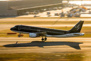 JA09MC - Starflyer Airbus A320 aircraft