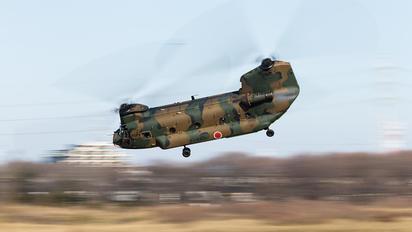 52917 - Japan - Ground Self Defense Force Kawasaki CH-47J Chinook