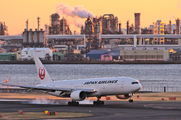 JA8979 - JAL - Japan Airlines Boeing 777-200 aircraft