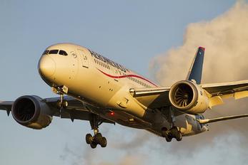 N961AM - Aeromexico Boeing 787-8 Dreamliner