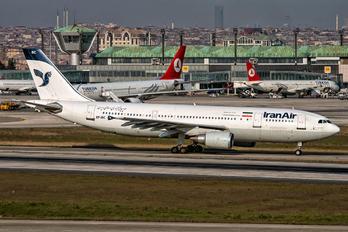 EP-İBC - Iran Air Airbus A300