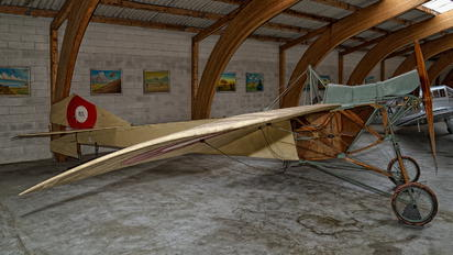 - - Denmark - Army B & S Monoplan III