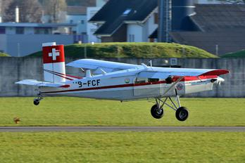 HB-FCF -  Pilatus PC-6 Porter (all models)