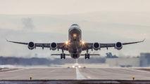 - - Lufthansa Airbus A340-600 aircraft