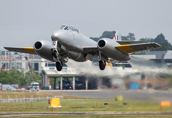 G-BWMF - Aviation Heritage Gloster Meteor T.7