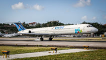P4-MDD - Insel Air McDonnell Douglas MD-82 aircraft