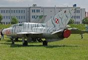 9349 - Poland - Air Force Mikoyan-Gurevich MiG-21UM aircraft