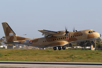 EC-006 - Egypt - Air Force Casa C-295M