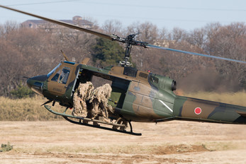 41862 - Japan - Ground Self Defense Force Fuji UH-1J