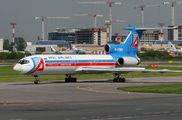 RA-85807 - Ural Airlines Tupolev Tu-154M aircraft