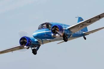 G-AHKX - Bae Systems (Operations ) Avro 652 Anson (all variants)