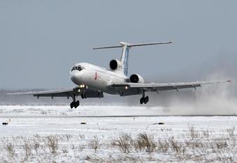 RA-85699 - S7 Airlines Tupolev Tu-154