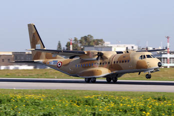 SU-BSQ - Egypt - Air Force Casa C-295M