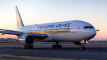 9V-SQJ - Singapore Airlines Boeing 777-200ER aircraft