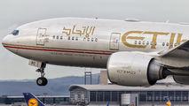 A6-LRC - Etihad Airways Boeing 777-200LR aircraft
