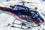 F-HMGM - Helifrance Eurocopter AS350 Ecureuil / Squirrel aircraft