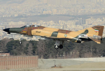 3-6532 - Iran - Islamic Republic Air Force McDonnell Douglas F-4E Phantom II