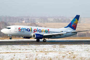 LY-SPE - Small Planet Airlines Boeing 737-300