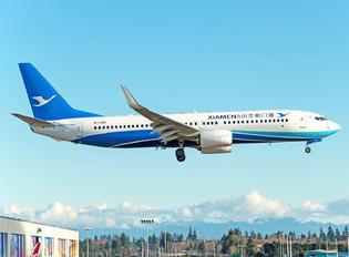 B-1749 - Xiamen Airlines Boeing 737-800