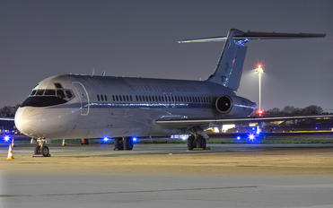 161530 - USA - Marine Corps McDonnell Douglas C-9B Skytrain II
