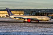 LN-RKM - SAS - Scandinavian Airlines Airbus A330-300 aircraft