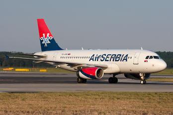 YU-APE - Air Serbia Airbus A319