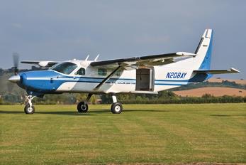 N208AY - Private Cessna 208 Caravan