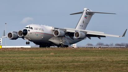 KAF343 - Kuwait - Air Force Boeing C-17A Globemaster III