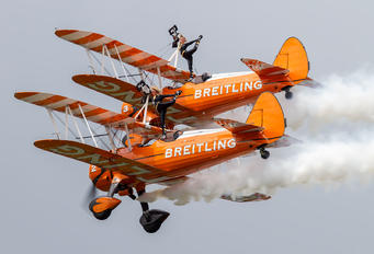 - - AeroSuperBatics Boeing Stearman, Kaydet (all models)