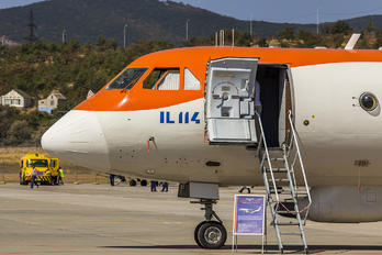 RA-91003 - RADAR Ilyushin Il-114