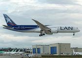 CC-BGA - LAN Airlines Boeing 787-9 Dreamliner aircraft