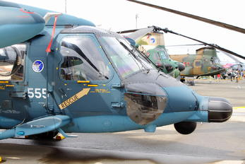 28-4555 - Japan - Air Self Defence Force Mitsubishi UH-60J