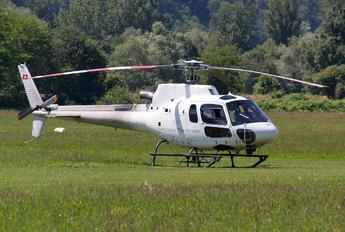 HB-ZLK - Private Aerospatiale AS350 Ecureuil / Squirrel