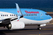 G-TAWG - Thomson/Thomsonfly Boeing 737-800 aircraft