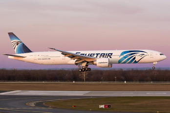 SU-GDP - Egyptair Boeing 777-300ER