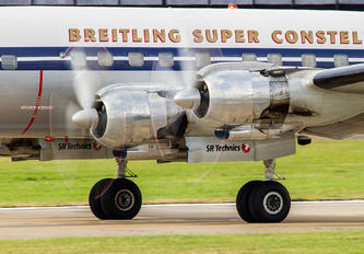 HB-RSC - Super Constellation Flyers Lockheed C-121C Super Constellation
