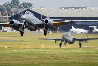 G-BWMF - Aviation Heritage Gloster Meteor T.7