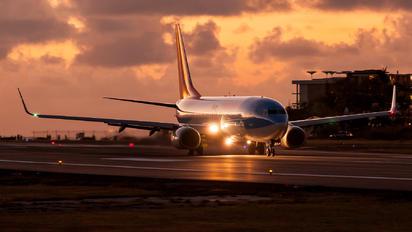 C-GDZE - Sunwing Airlines Boeing 737-800