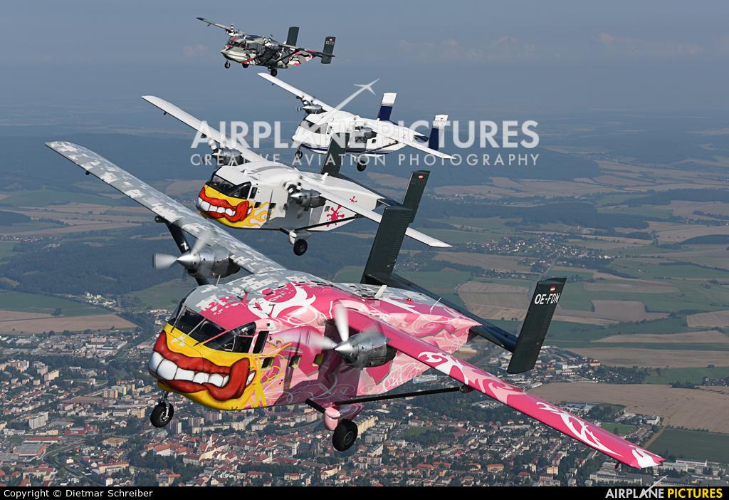 Pink Aviation OE-FDN aircraft at In Flight - Czech Republic