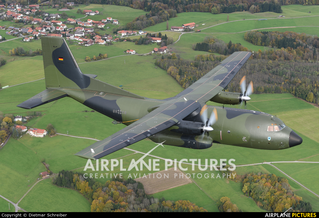 Germany - Air Force 50+93 aircraft at In Flight - Germany