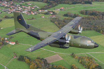 50+93 - Germany - Air Force Transall C-160D