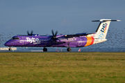 G-JECY - Flybe de Havilland Canada DHC-8-400Q / Bombardier Q400 aircraft